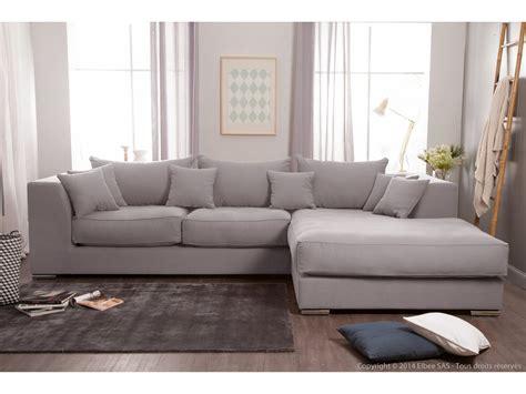 canap d angle 12 places canapé d 39 angle en coton et avec grande méridienne