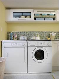 laundry room storage Beautiful and Efficient Laundry Room Designs | Decorating ...