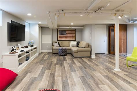 converting  basement   living space
