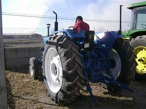 Maquinaria Agricola Industrial  Tractor Ford 6600