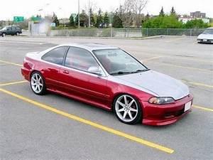 Buy used 1995 Honda TURBO Civic Si Coupe - Custom Built ...