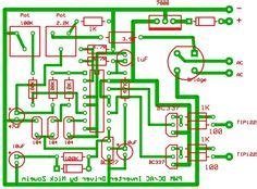 Battery Charger Circuit With Automatic Cut