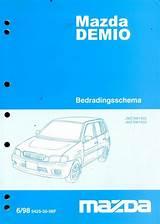Mazda Demio User Wiring Diagram