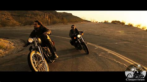 The Road To Paloma Movie Bike (interview With Jason Momoa