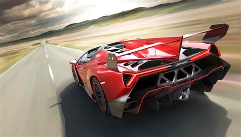 2014 Lamborghini Veneno Roadster Price & 0-60 Mph Time