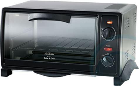 Sunbeam Toaster Oven by Sunbeam Toaster Oven Bt2600 Appliances