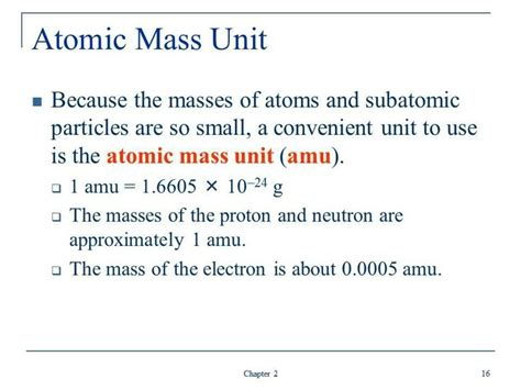 Weight Of A Proton by 25 Best Ideas About Atomic Mass Unit On