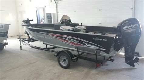 Fishing Boat Dealers In Wi by Starcraft 16 Sc Fishing Boats Brokerage In Madison Wi