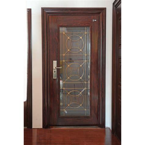 Exterior Home Security Door