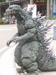 Godzilla 2000 suit by Dndy15 on DeviantArt