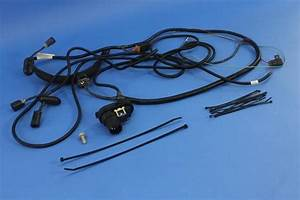 Trailer Tow Wiring Harness - 7 To 4 Pin