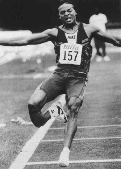 runner broke  leg   race weird picture archive