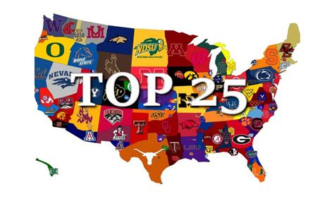 word  college football pageantry rankings