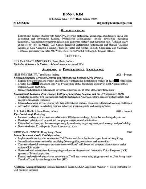 resume sles weight loss consultant resume