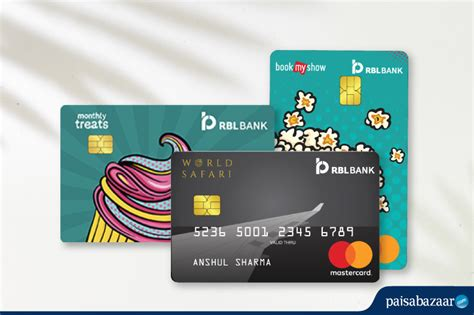 A big year for new cards! RBL Bank Launches 3 New Credit Cards for Millennials ...