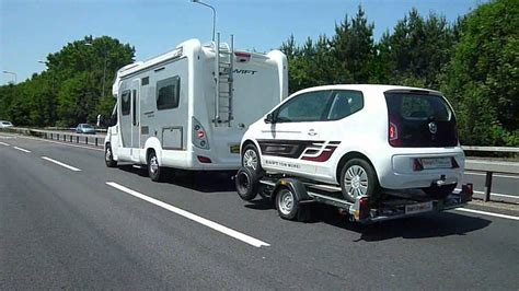 Smart Trailers, Leaders In Small Car Towing