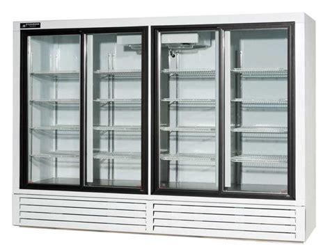 sliding glass door beverage refrigerators coolers
