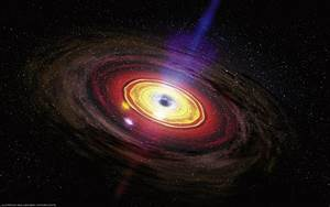 Scientists Reveal Past Outburst from the Supermassive Black Hole at the Center of Our Galaxy