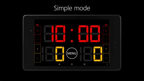 Scoreboard Basketball  Android Apps On Google Play