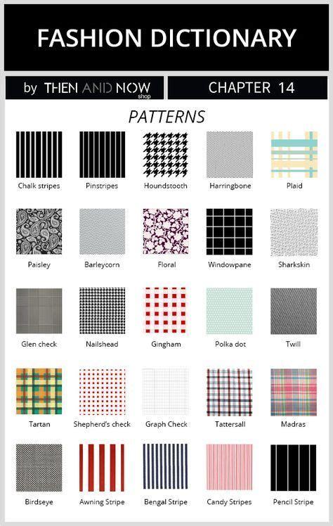 types  patterns prints guide pattern fashion