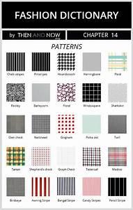 Types Of Patterns  U0026 Prints Guide