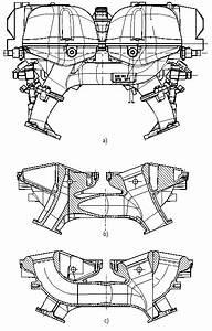 Ariable Intake System  Vis  Of The V10 Lamborghini Engine