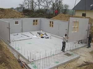 Bauen Mit Danwood : christian susi bauen ein haus mit danwood der keller ~ Lizthompson.info Haus und Dekorationen
