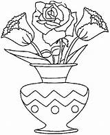 Coloring Flower Pages Bouquet Zinnia Flowers Colouring Boys Printable Library Popular Getcolorings Coloringhome sketch template