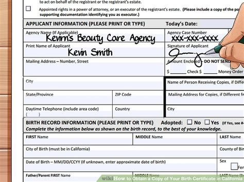 how do i get a long form birth certificate how to obtain a copy of your birth certificate in california