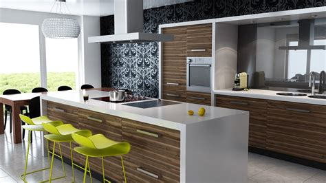 stylish modern kitchen part 4 youtube