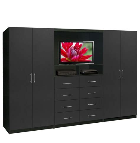 Wardrobe Wall Unit Furniture by Aventa Tv Wall Unit For Bedrooms Free Standing Bedroom