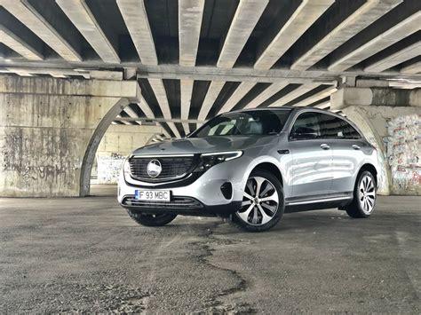 Is the mercedes eqc a good car? SUV-ul de lux al electricelor - Test Mercedes-Benz EQC 400 4MATIC - Voom