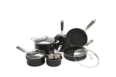 emeril cookware lagasse jc penney jcpenney enamel pans pots dishes line signature launches pc kitchen popsugar cooking brings hard sampling