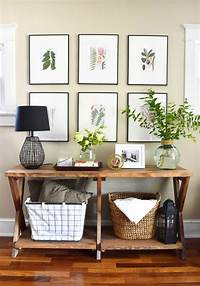 entryway furniture ideas 11 Tips for Styling Your Entryway Table