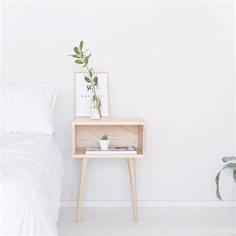 Lamps Retro by Best 25 Minimalist Bedside Tables Ideas On Pinterest