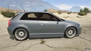 Audi A3 1999 : audi a3 1999 sport edition for gta 5 ~ Medecine-chirurgie-esthetiques.com Avis de Voitures