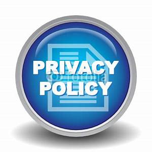QuotPRIVACY POLICY ICONquot Stock Image And Royalty Free Vector