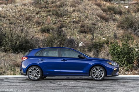 For more power, the elantra gt hatchback brings 161 horses, while the sport sedan model and the gt n line enjoy 201. 2019 Hyundai Elantra GT N-line - HQ Pictures, Specs ...