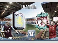 Score match Aston Villa 02 Liverpool Live VAVELcom