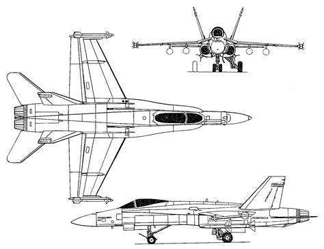 F18 Diagram Of Engine by Mcdonnell Douglas F 18 Hornet Fighter Attack Aircraft