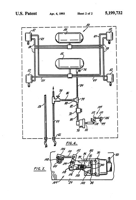 Patent US5199732 - Apparatus for unlocking a bogie on a