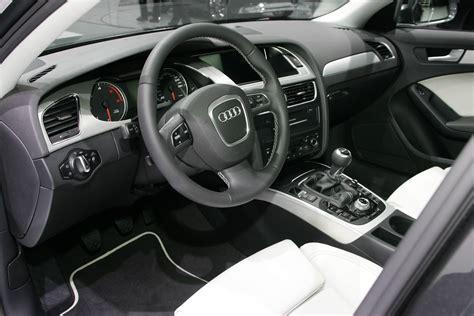 Audi A4 Tdi Concept E Mondial Automobile 2008