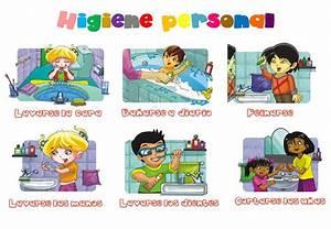 Hábitos de higiene en los niños Texquiplas Pisolimpio