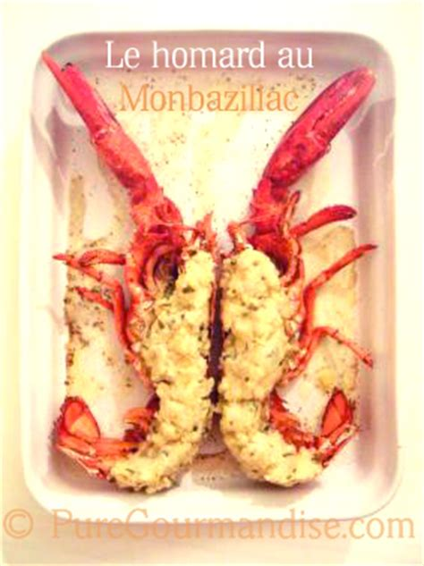 comment cuisiner un homard comment cuisiner homard surgele