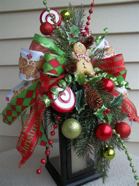 sweet spicy decorative holiday swagbow