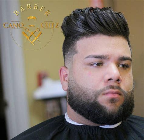 men beard styles  fat faces cool haircuts  fat