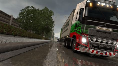truck simulator 2 reflection truck lorry