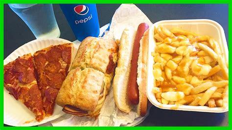 costco court food canadian challenge