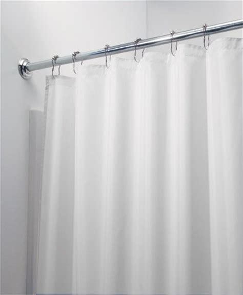 cheap curtains wide white fabric shower curtain or