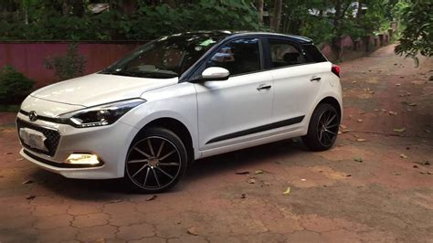 Hyundai I20 Modification by Hyundai I20 Elite Modified Car In Kerala 2017 Part 1